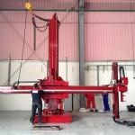Red-D-Arc Installs Cladding System in Qatar