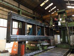 1200 Tonne Rotator Manufacture