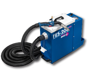 Fume Extractor Welding Torch