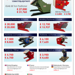Used Welding Equipment Offers